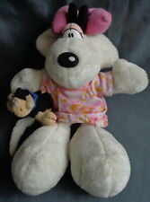 DIDDL Diddlina met Clumsy knuffel pluche 30cm DEPESCHE muis Mouse plush peluche