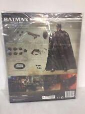 IN STOCK! MEZCO ONE:12 COLLECTIVE Tactical Suit Batman JUSTICE LEAGUE Figure DCU
