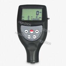 Coating Thickness Gauge Meter Analyzer F And Nf Probes 0 1250um Landtek Cm 8855