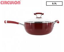 Circulon 28cm Contempo Chef's Pan - Red