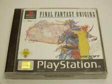 !!! PLAYSTATION PS1 SPIEL Final Fantasy Origins o. Anl. GUT !!!