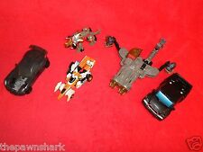 Transformers Autobot Lot for Parts or Repair. Jazz Beast Wars IronHide Jet Pack