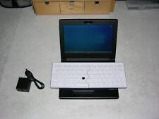 King Jim Portabook XMC10 Netbook UMPC Laptop 701C Windows 10 BT Cam VERY RARE *