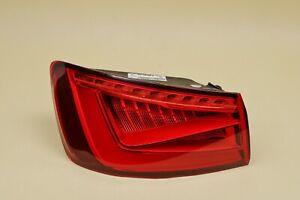 Rear tail light Audi A3 8V III MK3 2012-2016 LED, left side, passenger side, N/S