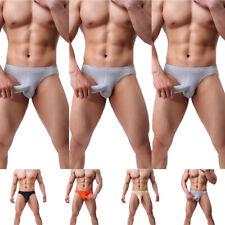 Sexy Men's Briefs Thongs Underpants Elephant Nose Underwear Shorts Trunks Briefs