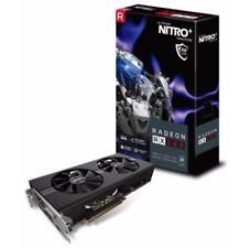 Sapphire Radeon NITRO+ RX 580 8GB GDDR5 PCI-E VGA Graphics Cards 100411NT+8GL