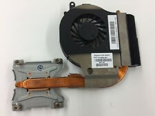 Genuine HP G62 CQ62 Fan and Heatsink 612354-001