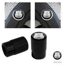 Brembo Brake Caliper Inserts & Logo Valve Caps For Harley Touring - Police Badge