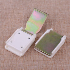 2x Metal Claw Hanger Weights Accessory Tool For Most Knitting Machines 10.5x4cm
