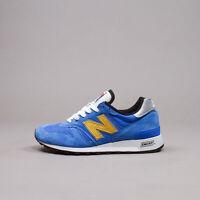 New Balance 1300 Made in USA Blue Yellow Rare Shoe Men Lifestyle Running M1300PR
