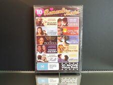 10 Romantic Movies - Region All DVD Movie Set
