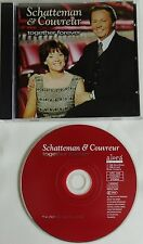 SCHATTEMAN & COUVREUR Together forever CD 14 tr 1998 Alora 2102481 OPERA Belgium