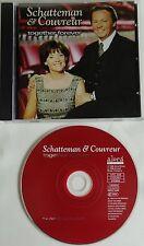 klassiek SCHATTEMAN & COUVREUR Together forever CD 14 tr 1998