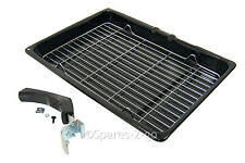 WHIRLPOOL Oven Cooker Grill Pan Complete With Rack & Detachable Handle