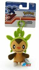 Pokemon XY Small Plush Keychain - Chespin