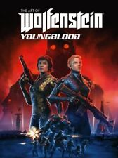 ART OF WOLFENSTEIN YOUNGBLOOD THE