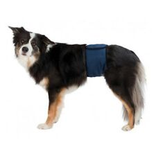 Belly Band For Male Dogs M: 45–55 Cm, Dark Blue - Trixie Bands Incontinence
