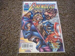AVENGERS #2 (1996 Series) Marvel Comics NM/MT