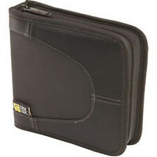CDW-16 BLK Nylon CD Wallet-Holds 16 or 8 W/Notes - Accessories