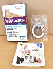 Comfort Zone Calming Pheromone Collar for Cats, 1 Collar Only