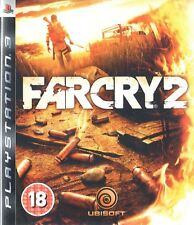 Far Cry 2 Sony Playstation 3 PS3 18+ FPS Shooter Game