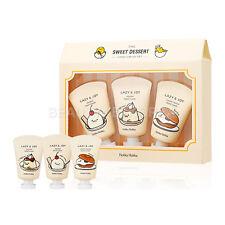 [HOLIKA HOLIKA] Gudetama Lazy & Joy Dessert Hand Cream Set 30ml * 3ea