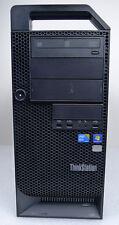 Lenovo IBM Thinkstation D20 2x3.46GHz Hex Core X5690 48GB 2x1TB Quadro 5000 Win7