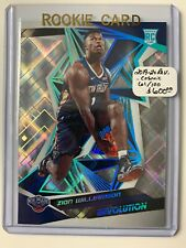2019-20 Revolution #101 Cosmic Parallel - Zion Williamson RC  61/100 Rookie MINT