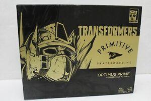 Transformers SDCC Primitive Optimus Prime complete G1 Titans Return Generations