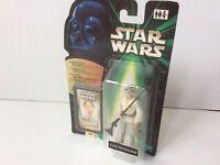 Star Wars POTF LUKE SKYWALKER, Carded Power of the Force Flashback Series 1999