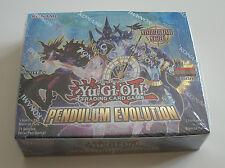 Yu-Gi-Oh - Pendulum Evolution - Display - NEU & OVP - Deutsch