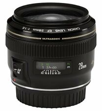 Canon EF 28mm f/1.8 USM autofocus Lens RR