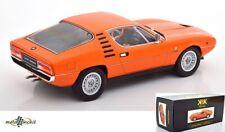 Alfa Romeo Montreal Sportcoupe orange diecast 1970 1:18 KK diecast