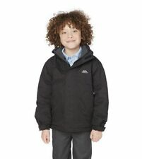 Boys Trespass Stockholm Jacket, Black, 3-4yrs, BNWT