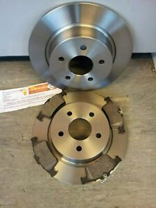 FORD C-MAX REAR BRAKE DISCS AND PADS 1.0 1.5 1.6 2.0 ALL MODELS (2010-2019)