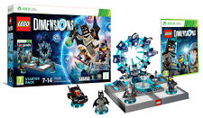 LEGO Dimensions Starter Pack XBOX 360 IT IMPORT WARNER