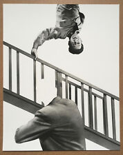 JOHN BALDESSARI 2011 signed print - ed of 120 - STAIRWAY, COAT AND PERSON
