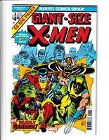 Giant Size X-Men #1 Facsimile • NM/UNREAD • Marvel • Actual Scans Up!