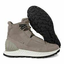 ECCO EXOSTRIKE M Grey DYNEEMA® BONDED LEATHER Men's Boots UK Size 8 EU 42