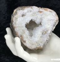 Quality 2-Sided Crystal Cluster Unique Geode Terminated Quartz Kentucky Gem