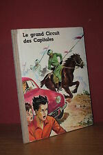 LE GRAND CIRCUIT DES CAPITALES Chocolat Menier 1957