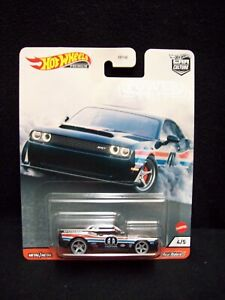 Hot Wheels Power Trip 2018 Dodge Challenger SRT Demon.