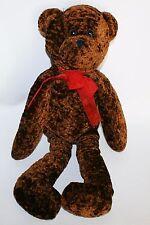"PBC Intl  21"" Floppy Brown Bear plush Stuffed Animal Plushie lovey soft Beans"