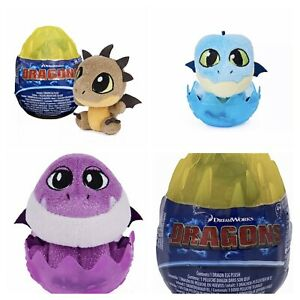 "Rescue Riders Dragon Egg Legends Winger Burple Cutter Plush 3"" Blue Purple Brown"