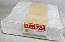 Stokke Sleepi Knitted 100% Cotton Blanket Natural White