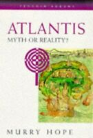 Atlantis - Myth or Reality? (Arkana S.) by Hope, Murry Paperback Book The Fast