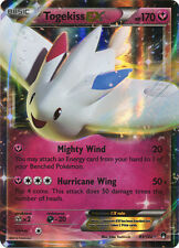 Togekiss EX Ultra Rare Holo Pokemon Card XY9 BREAKPoint 83/122