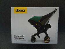 NEW Doona Stroller Sunshade Extension Cloth Black Bag Simple Parenting