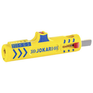 Jokari Kabel-Entmanteler Nr. 15 Secura, 8-13 mm, 0,2-4 mm²