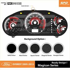 Panel Meter Instrument Cluster Speedometer Custom Ford Everest 2009 - 2013